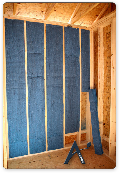 Applegate Cotton (Denim) Batt Insulation